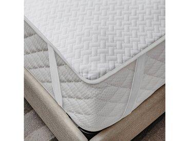 Abakuhaus Matratzenschoner »wasserdicht«, (1-tlg), weich atmungsaktives Schutz überwurf elastisch und rutschfest 90x200cm für Einzelbetten