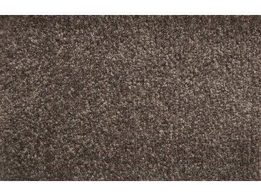 Andiamo ANDIAMO Teppichboden »Ines«, Breite 400 cm, Meterware, braun, braun/grau