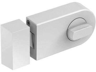 BASI Türzusatzschloss »Dornmaß 70 mm - weiß (abgerundet)«, Kastenschloss KS 500, weiß, weiß