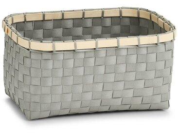 Zeller Present Aufbewahrungsbox, beige Grau