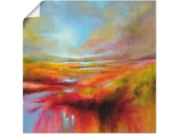 Artland Wandbild »Ein perfekter Tag«, Berge (1 Stück), Poster