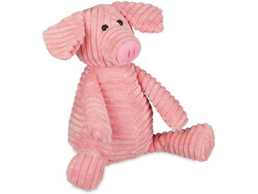 relaxdays Bodentürstopper »Türstopper Schwein sitzend«