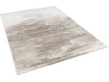 Pergamon Designteppich »Designer Teppich Retro Montana Verlauf«, Rechteckig, Höhe 13 mm