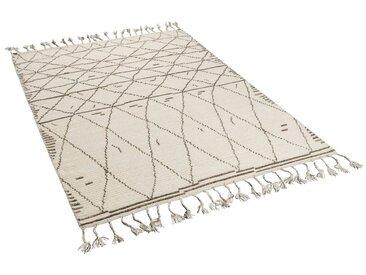 THEKO Wollteppich »Natur Teppich Vintage Berber«, Rechteckig, Höhe 18 mm