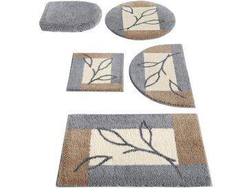 Grund Badgarnitur mit Blätter Design, natur, natur