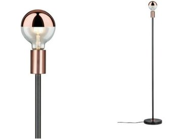 Paulmann LED Stehlampe »Neordic Nordin Schwarz/Kupfer/Marmor«