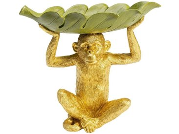 KARE Dekoschale »Deko Schale Banana Leaf«