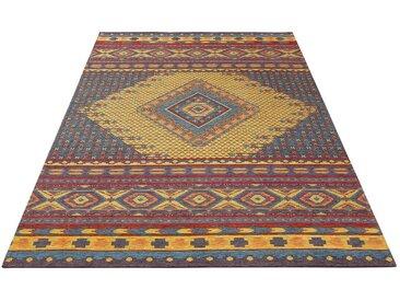 my home Teppich »Lewon«, rechteckig, Höhe 2 mm, Kelim - Dekor