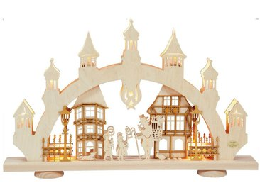 SAICO Original 3D-Lichterbogen Altstadt, natur, Natur