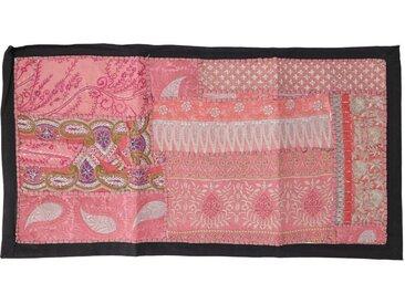 Guru-Shop Wandteppich »Indischer Wandteppich Patchwork Wandbehang,..«, Höhe 40 mm
