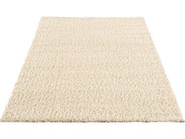 andas Hochflor-Teppich »Saron«, rechteckig, Höhe 35 mm, Höhe 35mm, natur, creme