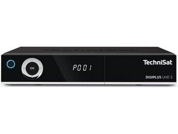 TechniSat 4K Receiver mit Twin-Tuner, Sat DVB-S2, App Steuerung, DVR »Digiplus UHD S«