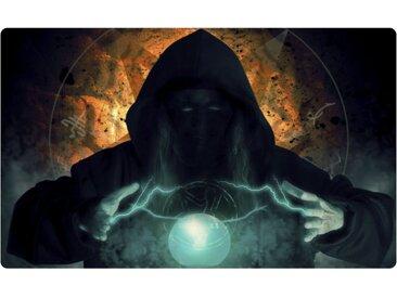 DesFoli Wandtattoo »Magier Zauber Leuchtkugel R2532«