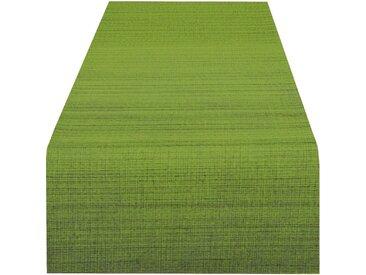 Delindo Lifestyle Tischläufer »SAMBA«, Fleckabweisend, UV-beständig, 230 g/m², grün, grün