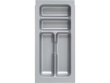OPTIFIT Besteckeinsatz 30 cm, grau, Besteckeinsatz 30 cm, grau