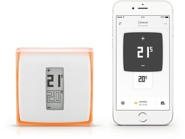 Netatmo Smart Thermostat »NTH01-DE-EC, Smart Thermostat«