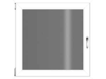 RORO Türen & Fenster Kunststofffenster, BxH: 95x95 cm, ohne Griff, links