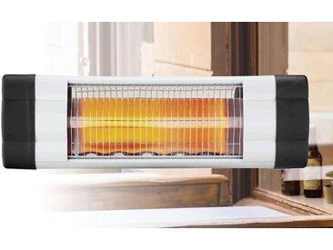 MILLARCO Heizstrahler 58638 Terrassen-Heizung Wärmestrahler zur Wandmontage