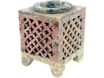 Guru-Shop Duftlampe »Indische Duftlampe, ätherisches Öl Diffusor,..«