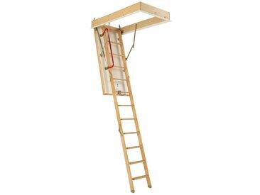 Dolle Bodentreppe »Iso«, natur, Fichtenholz, gerade, natur