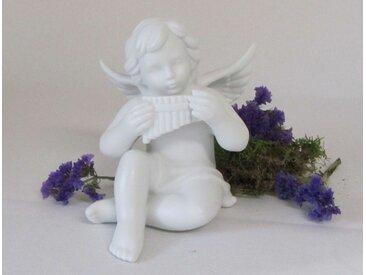 BAVARIA 2013 Engelfigur »Engel, mit Panflöte L (ca. 14 cm)«