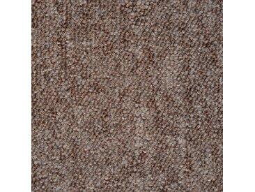 Teppichfliese »Neapel sand«, 20 Stück (5 m²), selbstliegend, braun, sandfarben