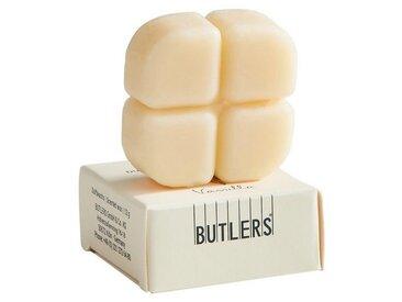 BUTLERS Duftlampe » SMELTS 12x Duftwachschips Vanille«, gelb, Gelb