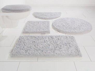 Guido Maria Kretschmer Home&Living Badematte »Jari« , Höhe 30 mm, silberfarben, silberfarben