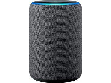 Echo Der neue (3. Gen) Stereo Bluetooth-Lautsprecher (Bluetooth, WLAN (WiFi), schwarz, anthrazit