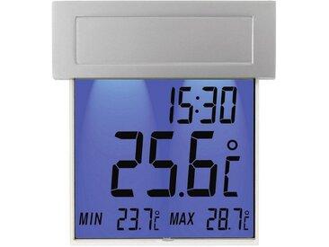 TFA Dostmann »Solar Fenster-Thermometer« Funkwetterstation