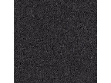 Set: Teppichfliese »City«, selbstliegend, schwarz, schwarz