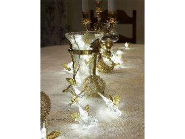 KONSTSMIDE LED Dekolichterkette, Engel, goldfarben, Lichtquelle warm-weiß, Gold