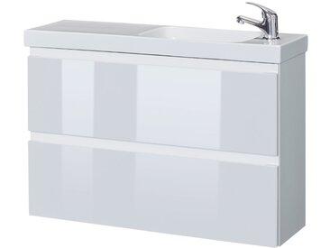 welltime Waschtisch »Barcelona«, reduzierte Tiefe, Breite 80 cm