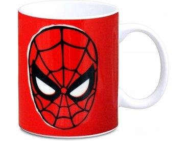 LOGOSHIRT Tasse mit coolem Print »Spider-Man«, bunt, farbig
