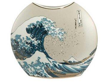 Goebel Dekovase »Artis Orbis Die Welle Katsushika Hokusai 66539471«