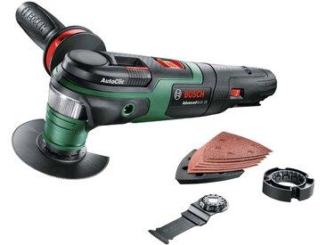 BOSCH Akku-Multifunktionswerkzeug »AdvancedMulti 18«, 18 V, verschiedene Ausführungen, grün, 0 Ah, Ohne Akku, grün