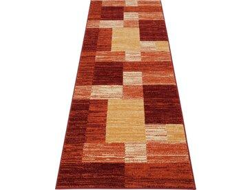 my home Läufer »Melvin«, rechteckig, Höhe 8 mm, rot, rot