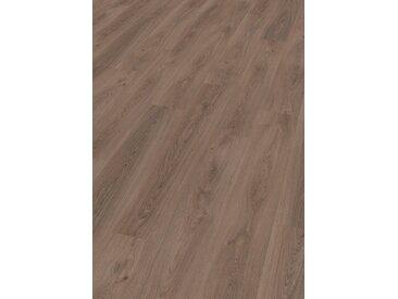 EGGER Laminat »EHL152 Eiche gekalkt grau«, Packung, mit Klick-Verbindung, 1292 x 192, Stärke: 7 mm