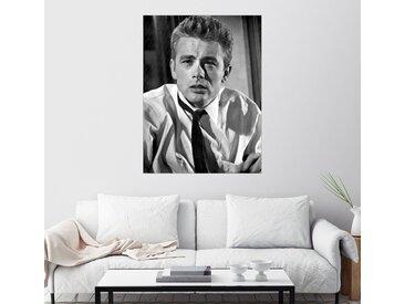 Posterlounge Wandbild, James Dean, Premium-Poster