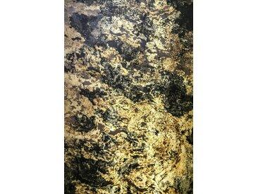 SLATE LITE Dekorpaneele »Translucent Rustqiue«, Naturstein, Stärke 1,5 mm, 122 x 61 cm, schwarz, 122 x 61cm, natur/schwarz