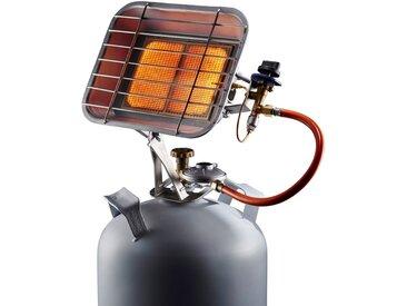 ROWI Gas-Heizstrahler »HGS 4600/1«, 4600 W, grau, grau