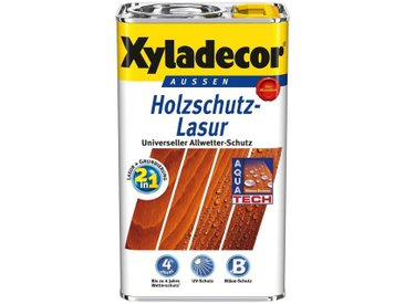 Xyladecor XYLADECOR Holzschutzlasur »2in1«, 2 in 1, mahagoni