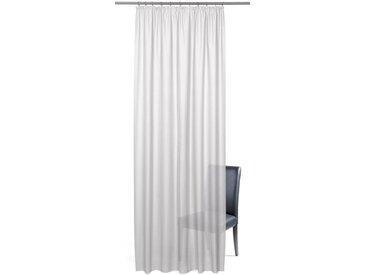 Gardisette Vorhang »Anna«, Kräuselband (1 Stück), weiß, weiß