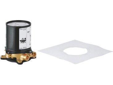 Grohe GROHE Brause-Set für freistehende Wannenbatterie, DN 15, gold/schwarz