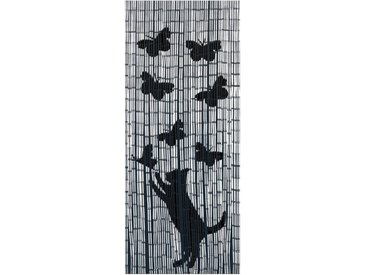 WENKO Türvorhang »Katze&Schmetterling«, Hakenaufhängung (1 Stück)