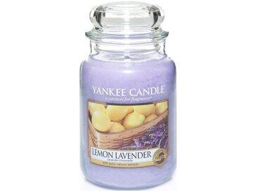 Yankee Candle Duftkerze »Classic Housewarmer Groß Lemon Lavender«
