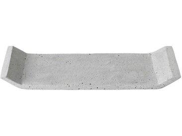 BLOMUS Dekotablett »MOON light grey 30 x 12.5cm«