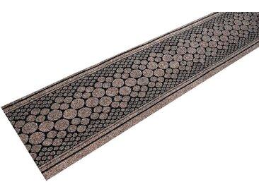 Living Line Läufer »Stone«, rechteckig, Höhe 7 mm, In- und Outdoor geeignet, Meterware, braun, braun