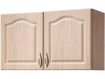 wiho Küchen Hängeschrank »Linz« 100 cm breit, natur, Eichefarben