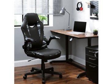 SONGMICS Gaming Chair »OBG064B02« Bürostuhl, Schreibtischstuhl, Computerstuhl, schwarz-Tarnfarben